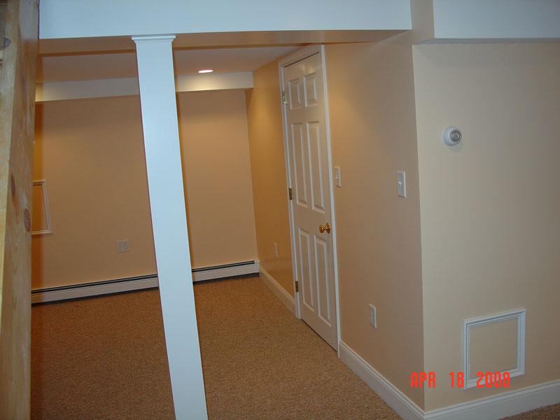 basement remodel boston