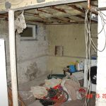 before-basement-remodel-job