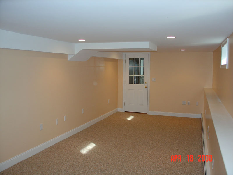 Basements Advantage Remodeling Construction Carpentry Beauteous Basement Remodeling Boston