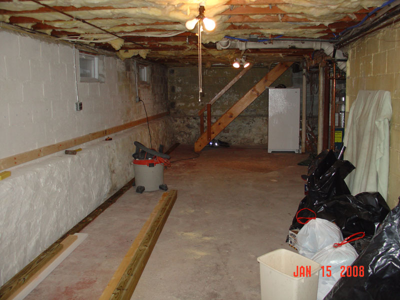 boston basement finishing