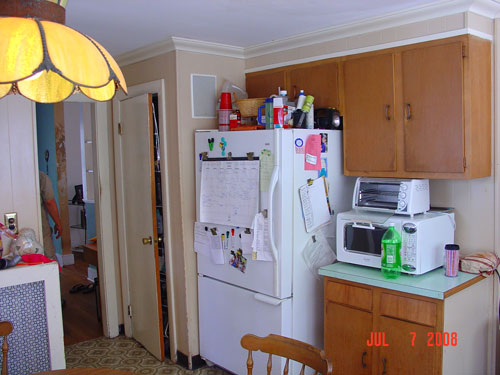 Before. Kitchen Remodeling Service