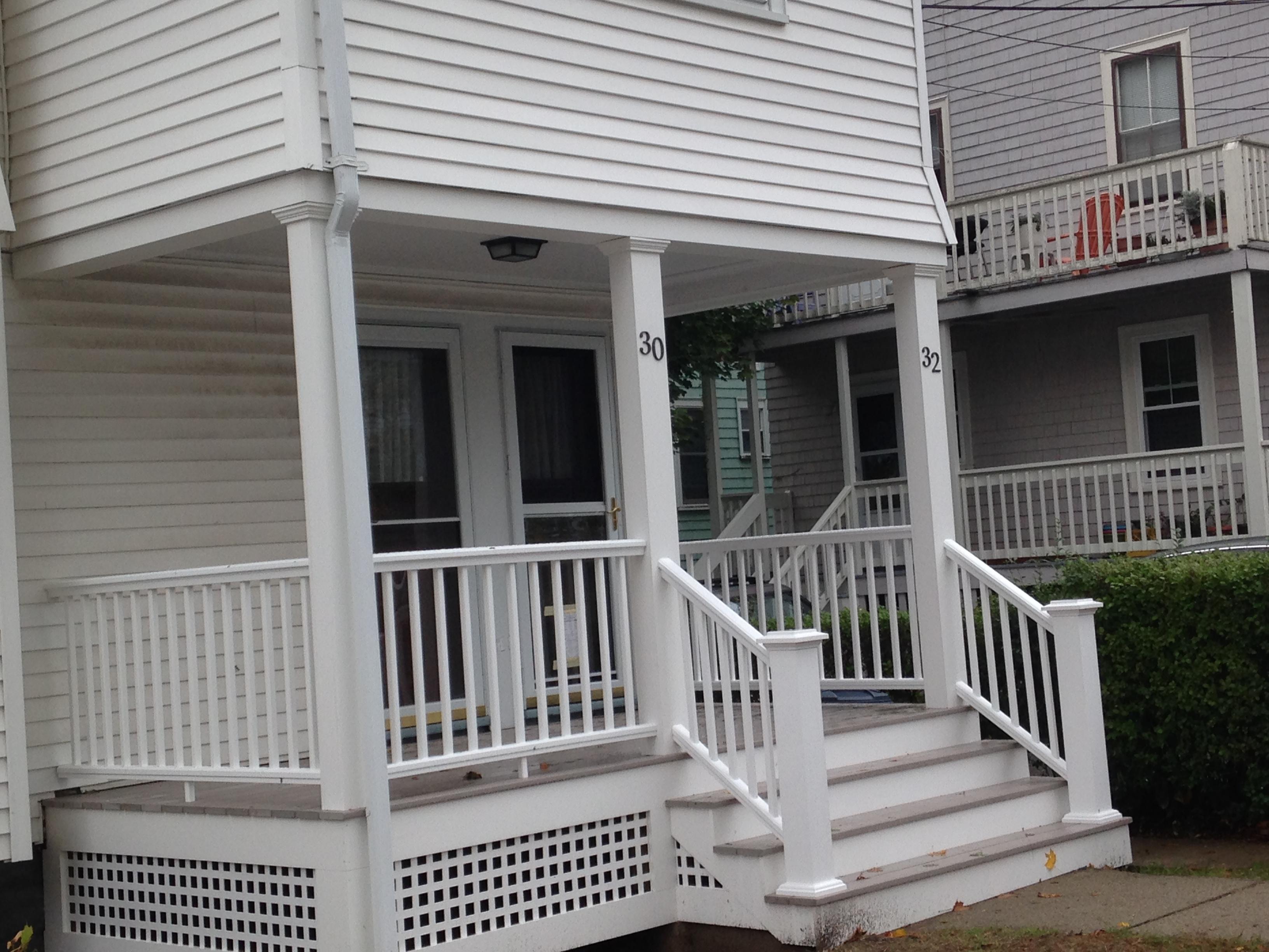 Lexington Porch Contractor Advantage Remodeling